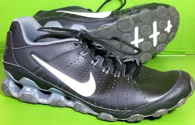 e575fd5be0fb Nike Reax 9 TR Cross Training Mens 2015 Shoes Black 807184-002 12 ...