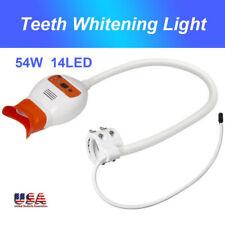 Dental Teeth Whitening Cold Led Light Lamp Bleaching Accelerator Arm Holder