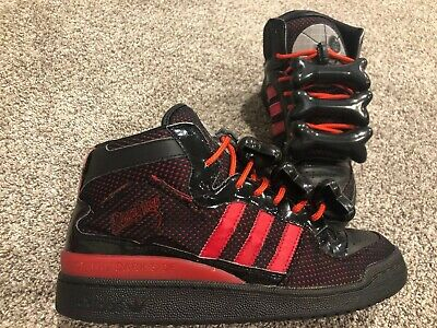 G12409 Size 9.5 Jeremy Scott Bones Tribute Death Star Rare Meticulous Dyeing Processes Ambitious Adidas Star Wars