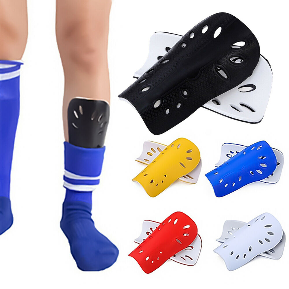2pcs adult outdoor sports football leg pad
