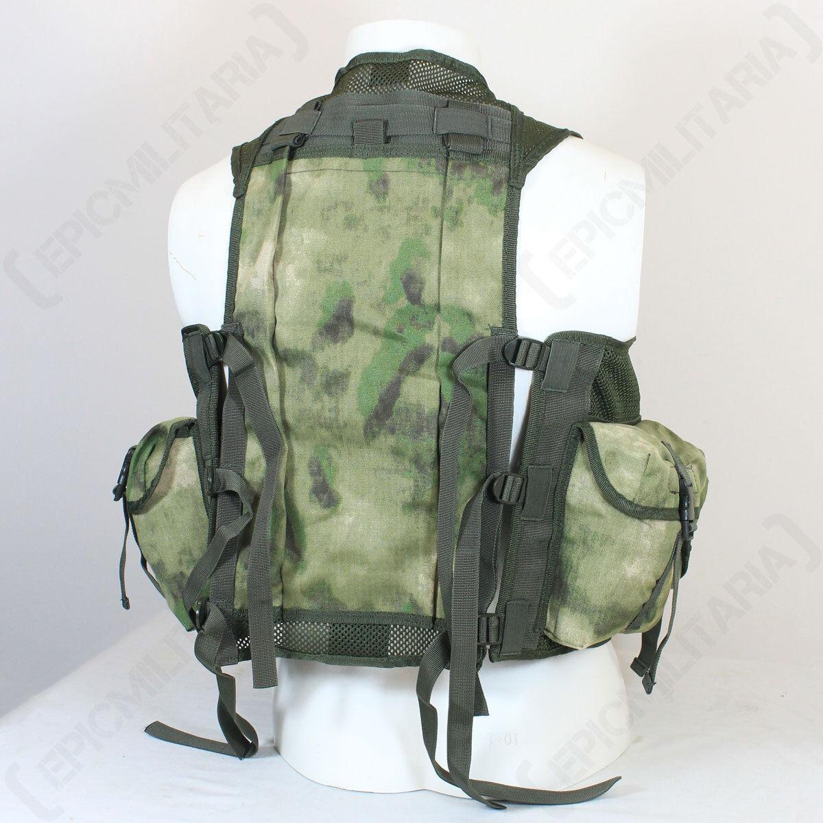 9 Bolsillo Mil TAC FG Táctico Chaleco - Asalto Asalto Asalto Combat Airsoft Paintball Cadetes 99c8af