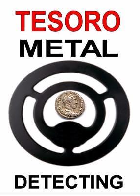 TESORO METAL DETECTING KEYRING -DETECTOR KEYRING, GREAT GIFT  IMAGE SIZE 5  x 3 5 | eBay