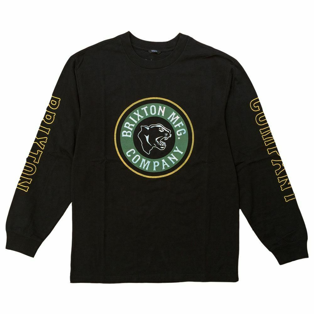Brixton Forte IV Long Sleeve T-Shirt black