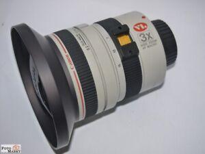 Canon-Zoom-Lens-CL-5-15-mm-1-1-6-2-6-Macro-fur-Camorder-VL-mount