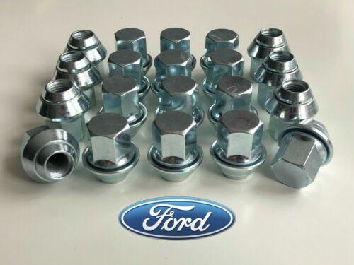 20 X Aleación Tuercas de Rueda Ford Fiesta de reemplazo OE Estilo.