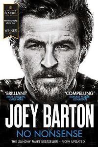 No-Nonsense-The-Autobiography-Barton-Joey-Used-Good-Book