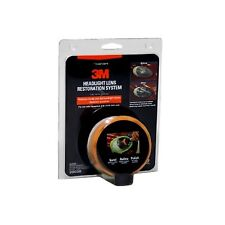 3M Headlight Lens Restoration System - Perfect Finish for Oxidised Headlamps