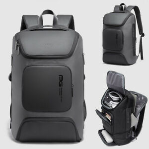 Charging-Port-Water-Resistant-Backpack-Day-Pack-Business-15-6-034-Laptop-Bag-School
