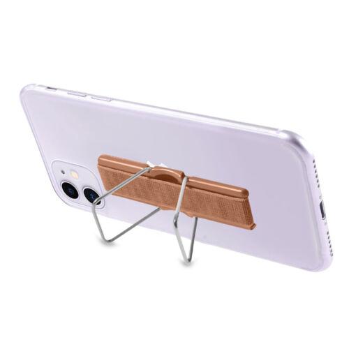 Correa de Agarre de dedos Teléfono Soporte Soporte Para Sharp simple sumaho 2