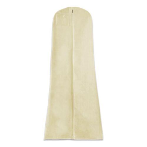 Garment Dress Cover Long Bridal Wedding Dresses Gown Zip Clothes Storage Bags UK
