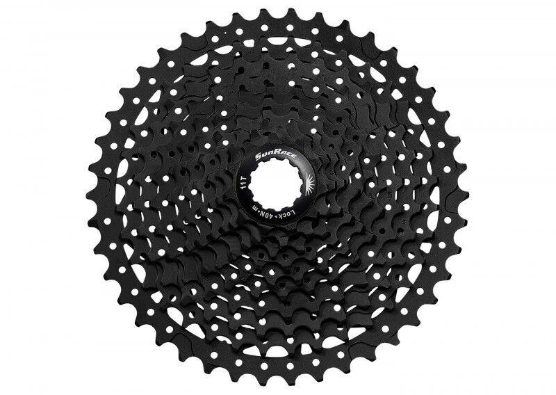 SunRace Kassette CSMS3 10-fach 11-42 - schwarz schwarz schwarz a347b0