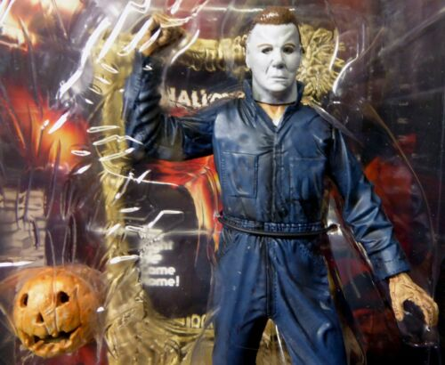 Michael Myers Figure /& Poster Halloween Movie Maniacs Series 2 McFarlane Amricons