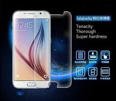 Premium High Quality Tempered Glass Screen Protector For Samsung Galaxy S6  Edge