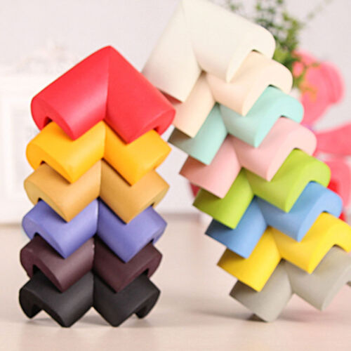 10X Baby Proofing Safety Table Edge Corner Cushion Protector Foam Guard Bumper