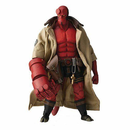 1000 Toys Hellboy Standard Mignola Version 1 12 Scale 6  Action Figure (2019)