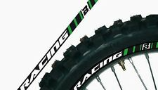 BLACKBIRD STRISCE CERCHI 18' 19' MOTO CROSS ENDURO RACING KAWASAKI KX 65 00-15