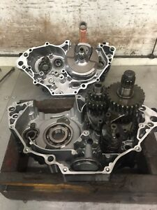 Details about Yamaha YFZ 450 Engine Rebuild Service with Crank Piston  Bearings Timing Chain