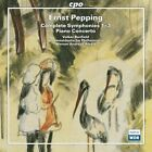 Pepping: Complete Symphonies 1-3; Piano Concerto (CD, May-2006, 2 Discs, CPO)