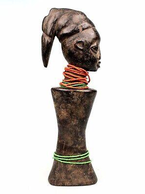 Offen Art Afrikanisch Arts Erste Hilfe - Antik Puppe Yoruba - Doll - 28,5 Cms ++