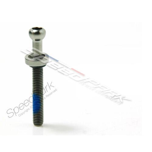 SpeedPark Titanium Seatpost Screw / Bolt - M6 X 35mm