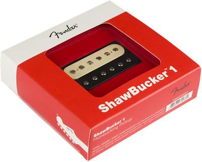 FENDER SHAWBUCKER 1 HUMBUCKER ZEBRA PICKUP TELE STRAT TELECASTER STRATOCASTER
