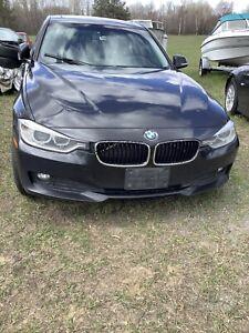 2012 BMW Série 3