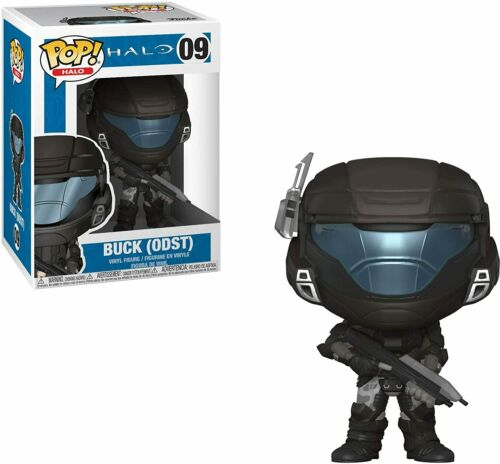 NUOVO /& OVP Games-Halo s1: Buck N 09 - ODST Funko Pop