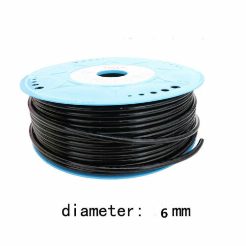 6m Tube 6mm//8mm Air Line For Quick Connect Hose Tyre Tire Changer Machine Part