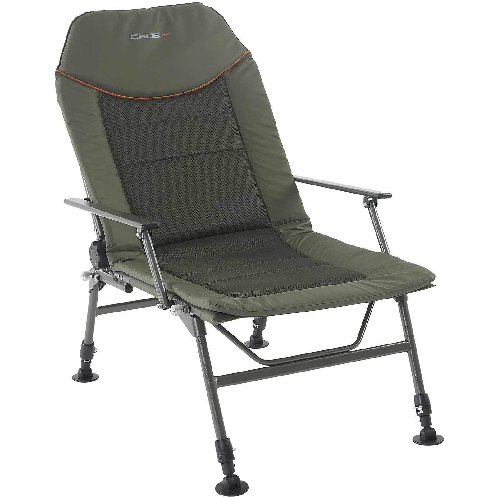 Chub angel silla karpfenstuhl silla pesCoche-Outcast Chair 7kg