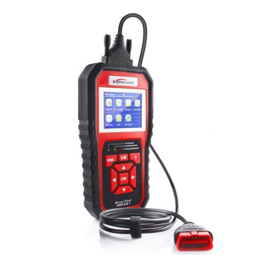 Professional OBD OBD2 Car Auto Diagnostic Scanner KW850 Car OEM Diagnostic Tool
