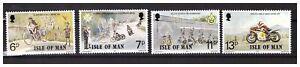 S23045-Isle-Of-Man-1977-MNH-Tourist-Trophy-4v