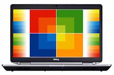 Dell Latitude E6430 Core i5 8GB Ram 256GB SSD Windows 7 Webcam Laptop 14 Inches