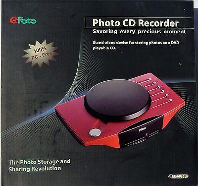 eFoto Photo CD Recorder