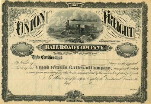 Union Freight Railroad Company