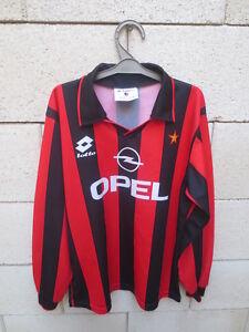 Maillot Domicile AC Milan LONGUES