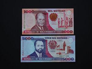 HAITI BANKNOTES SET OF TWO 10  /&  50 GOURDES   2000-2003   MINT UNC