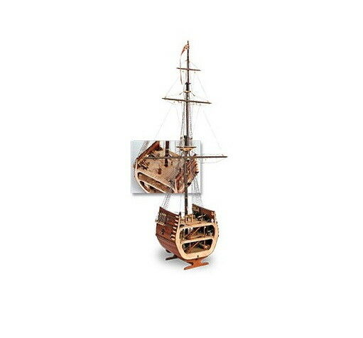 Artesania Latina Latina Latina 1 50 The Section of San Francisco (Wooden Ship kit) 69d19f