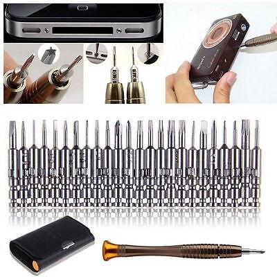 Magic 25 in 1 Torx Screwdriver Repair Tool Set For iPhone Laptop Cellphone KG