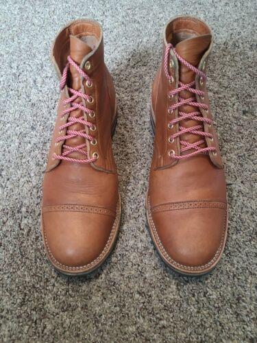 Viberg Service Boots, Men's 9.5, 2030 Last, Chestn