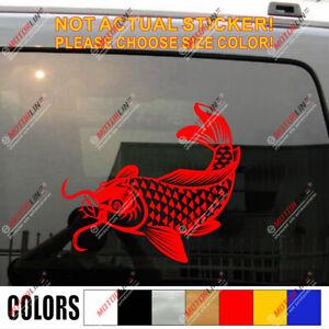 Koi Fish Japan Japanese JDM Car Decal Sticker