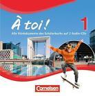 À toi! 01. CD von Walpurga Herzog, Michele Heloury, Catherine Mann-Grabowski, Catherine Jorissen und Alexander Kraus (2011)