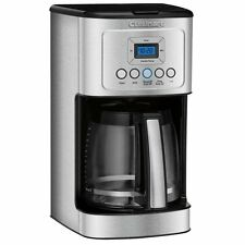Cuisinart DCC-3200 14-Cup Programmable Coffee maker Black/ Stainless Steel