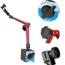 350mm Adjustable Universal Magnetic Base Stand For Dial Test Gauge Indicator Red