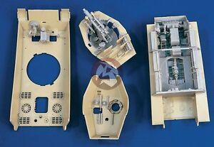 Verlinden 1/35 German Tiger II King Tiger Tank Interior Update Set (Tamiya) 1792