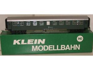 Klein-Modellbahn-3851-OBB-4-achs-Personenwagen-Ep-4-5-neu-in-OVP