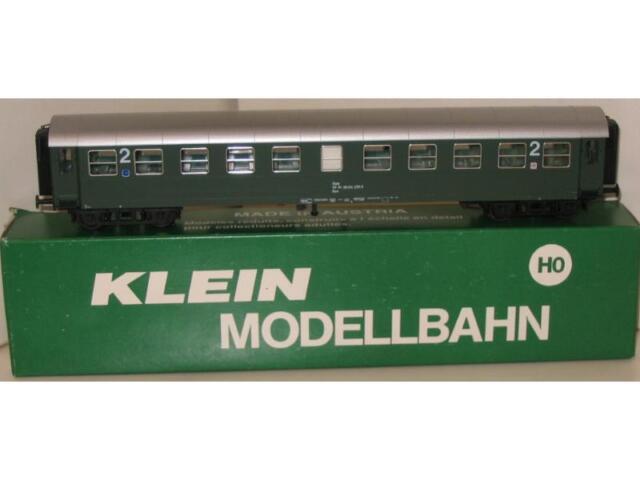 Klein Modellbahn 3851 ÖBB 4-achs. Personenwagen , Ep.4/5 , neu in OVP