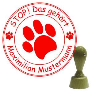 Stempel Holzstempel Firmenstempel Adressstempel mit Wunschtext Logo