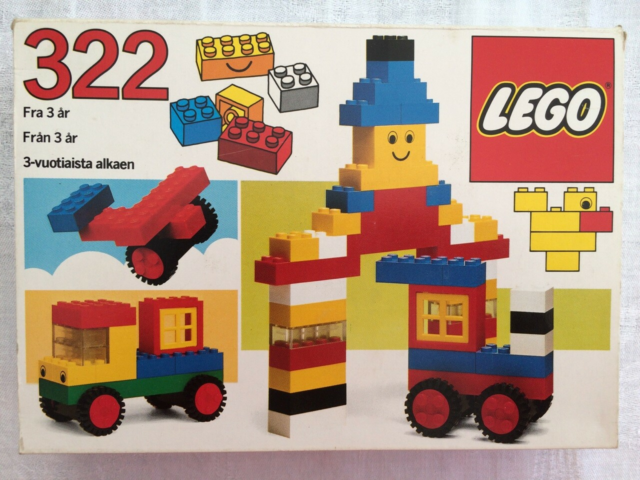 Lego andet, 322