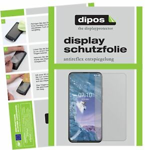 2x Nokia 8.1 Plus Film de protection d'écran protecteur antireflet dipos - DE, Deutschland - 2x Nokia 8.1 Plus Film de protection d'écran protecteur antireflet dipos - DE, Deutschland