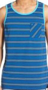 0523d64900b89 Image is loading Hurley-Dri-Fit-Huntington-Tank-M-Court-Blue